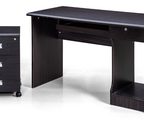 Petal-Office-Table-with-Dark-Finish-2