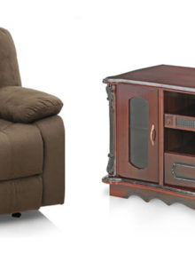 Recliner-plus-TV-Stand