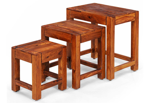 Natural-Finish-nested-stool-a